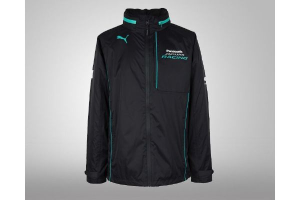 Jaguar Mens Racing Puma Panasonic Raincoat/Jacket - Size Small